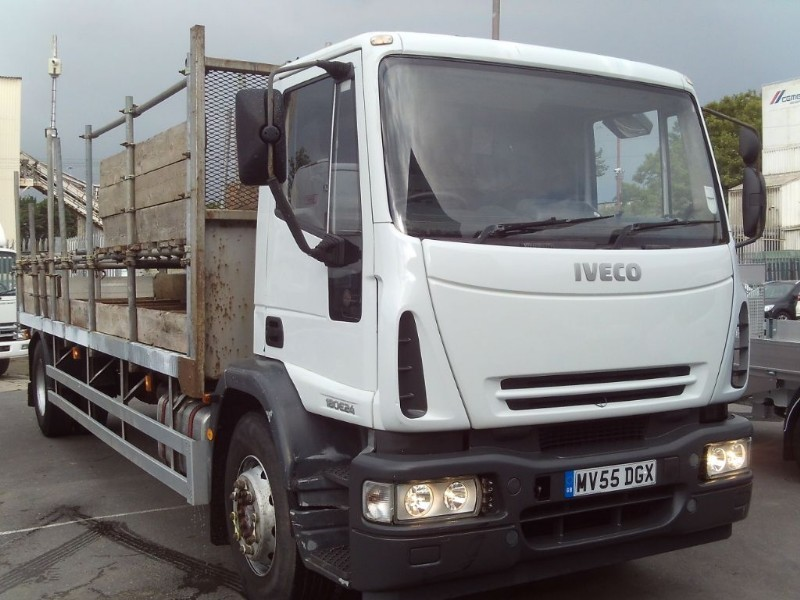 used Iveco Eurocargo ML180E24S DAY in bristol