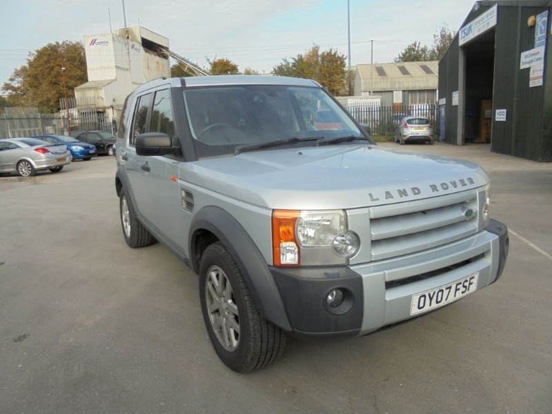 used Land Rover Discovery 3 TDV6 XS in bristol