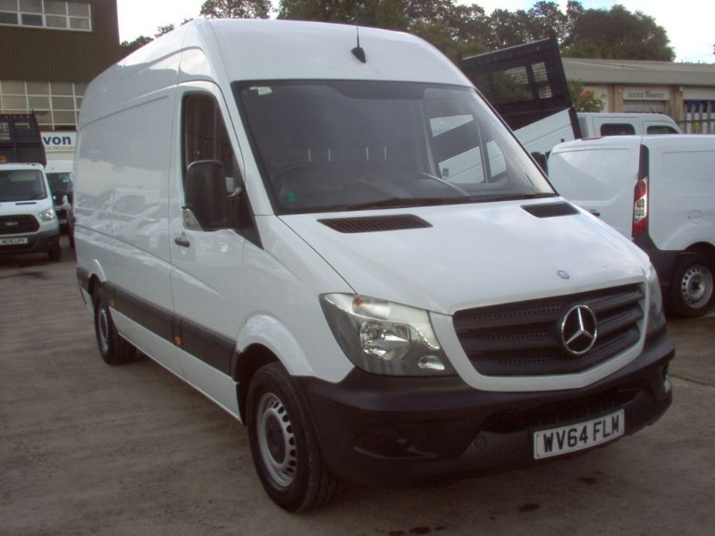 used Mercedes Sprinter 313 CDI MWB in bristol