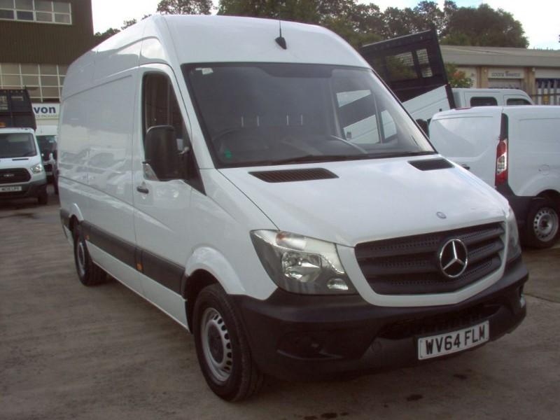 used Mercedes Sprinter 313 CDI MWB in bristol