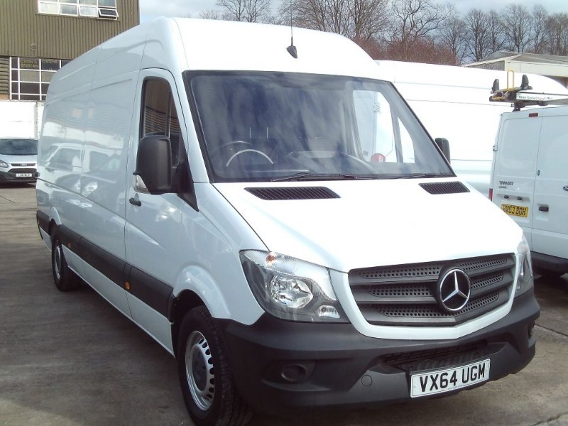 used Mercedes Sprinter 313 CDI LWB in bristol