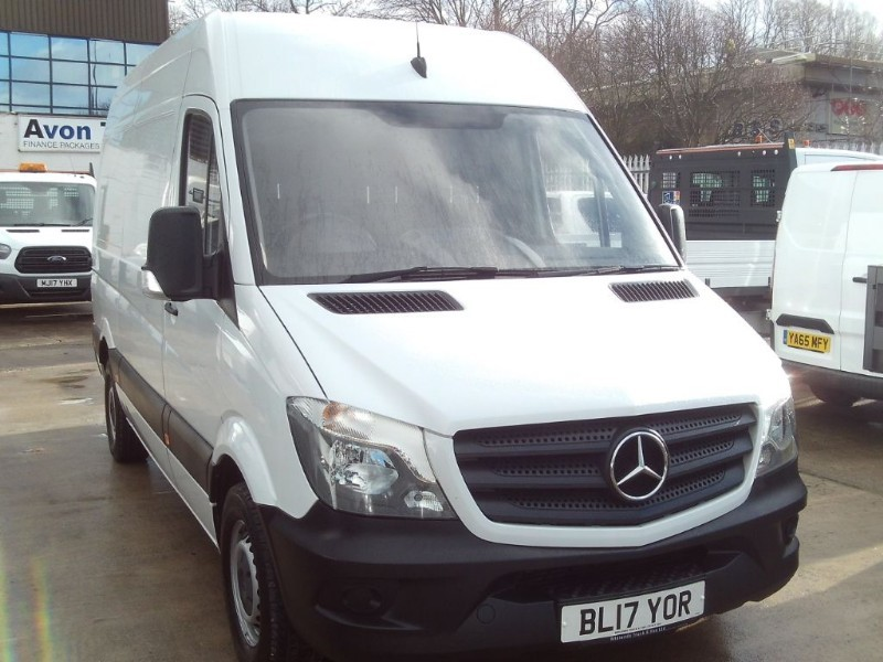 used Mercedes Sprinter 314CDI in bristol