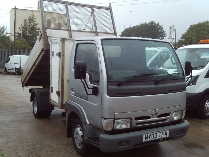 used Nissan Cabstar E95 SWB in bristol