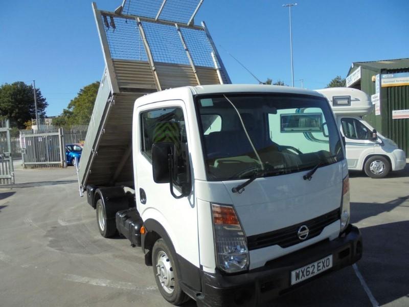 used Nissan Cabstar 35.14 SHR C/C in bristol