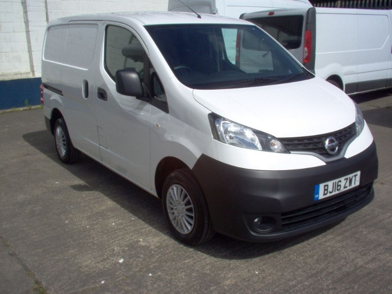 used Nissan NV200 DCI ACENTA in bristol