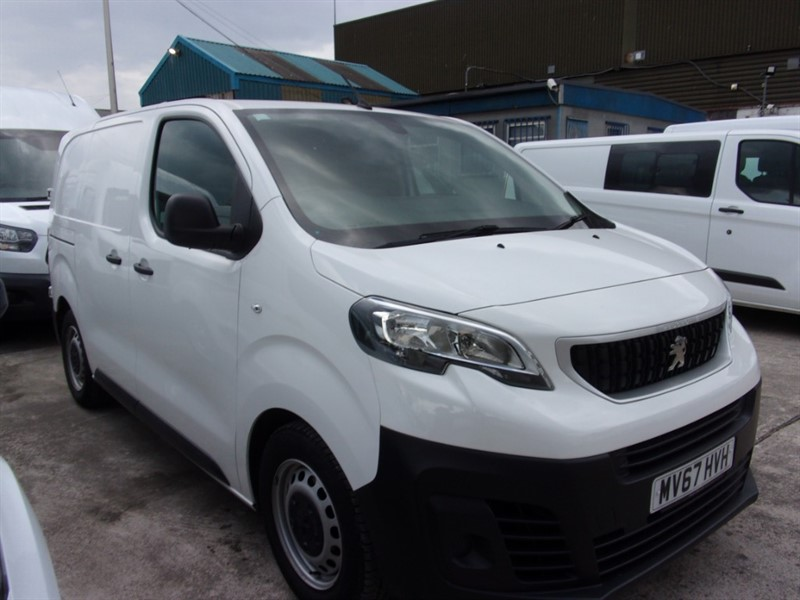 used Peugeot Expert BLUE HDI PROFESSIONAL COMPACT in bristol