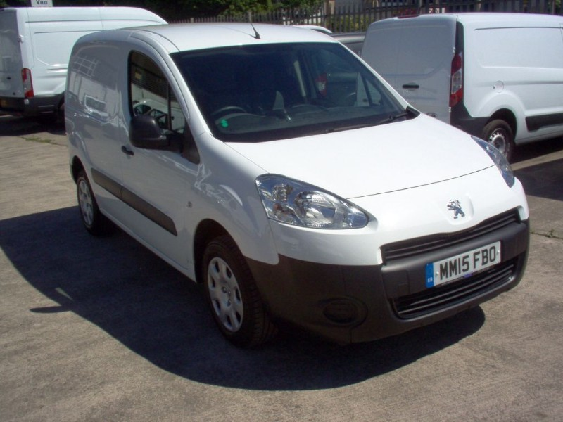 used Peugeot Partner HDI PROFESSIONAL L1 850 in bristol