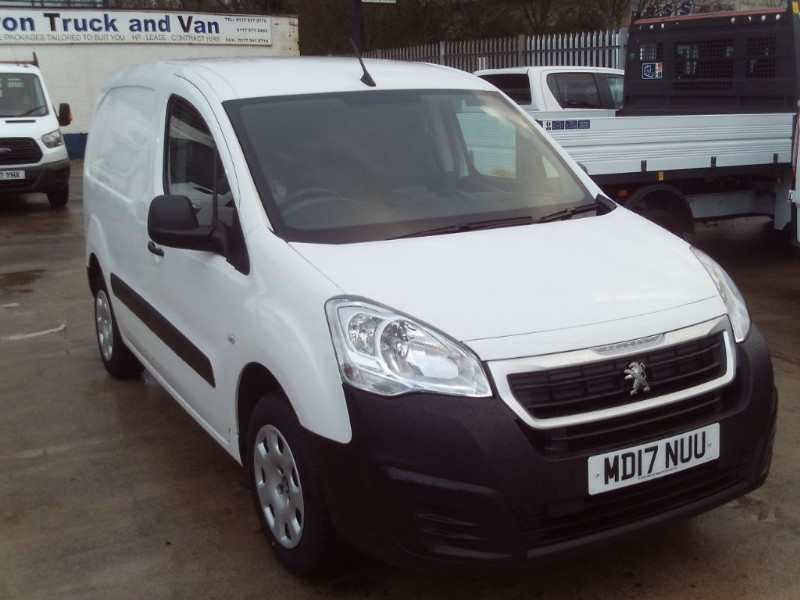 used Peugeot Partner BLUE HDI PROFESSIONAL L1 in bristol