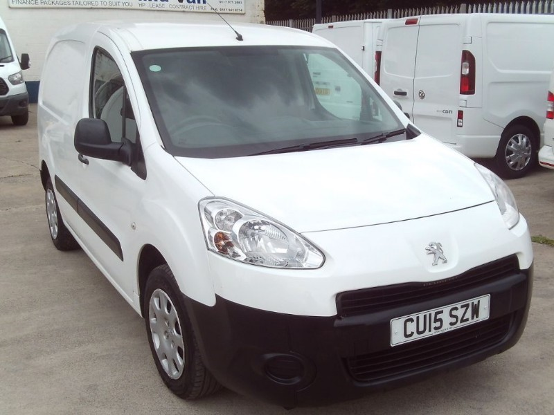 used Peugeot Partner HDI PROFESSIONAL L1 850 in bristol