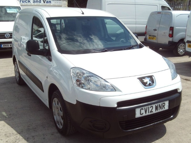 used Peugeot Partner HDI SE L1 625 in bristol