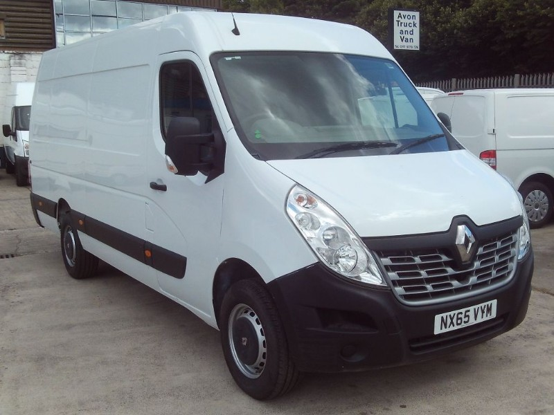 used Renault Master MML35 BUSINESS DCI S/R P/V in bristol