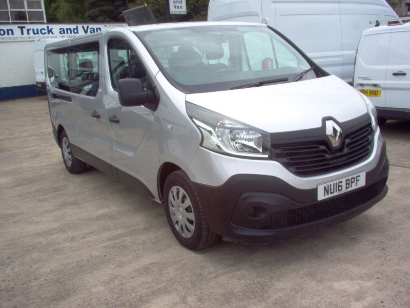 used Renault Trafic LL29 BUSINESS ENERGY DCI in bristol