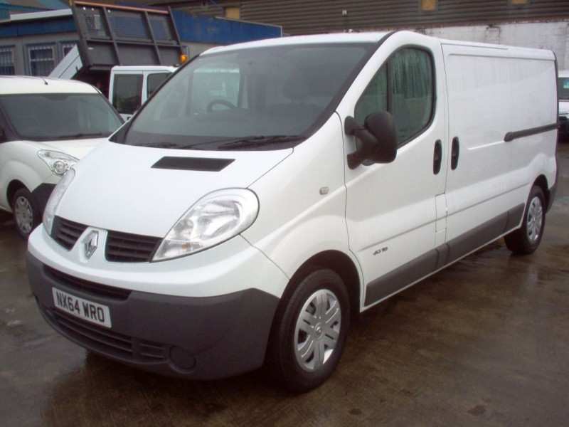 used Renault Trafic LL29 DCI S/R P/V in bristol