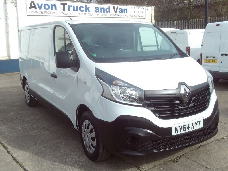 used Renault Trafic LL29 BUSINESS DCI S/R P/V in bristol