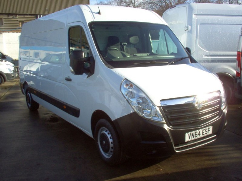 used Vauxhall Movano F3500 L3H2 P/V ECOFLEX in bristol