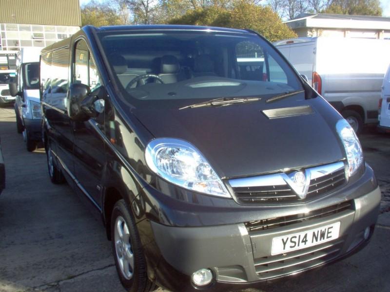used Vauxhall Vivaro 2900 CDTI SPORTIVE LWB in bristol