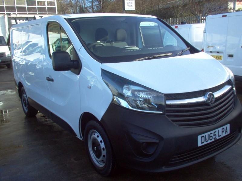 used Vauxhall Vivaro 2700 L1H1 CDTI P/V in bristol