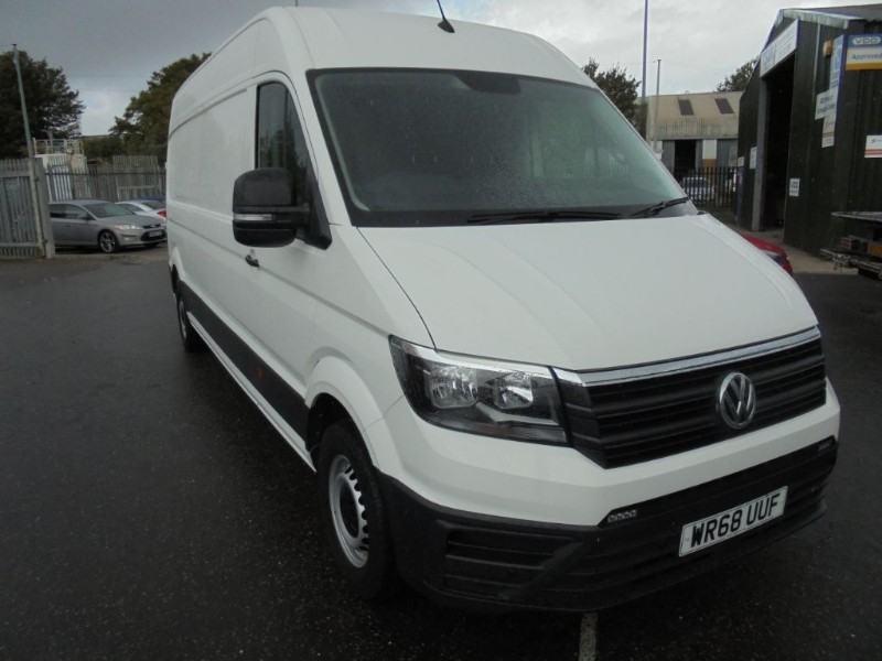 used VW Crafter CR35 TDI L H/R P/V STARTLINE in bristol