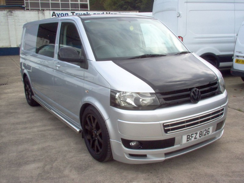 used VW Transporter T30 LWB DOUBLE CAB in bristol
