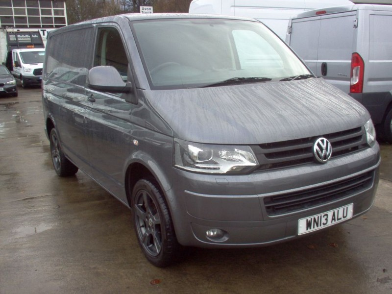 used VW Transporter T30 TDI 4MOTION in bristol