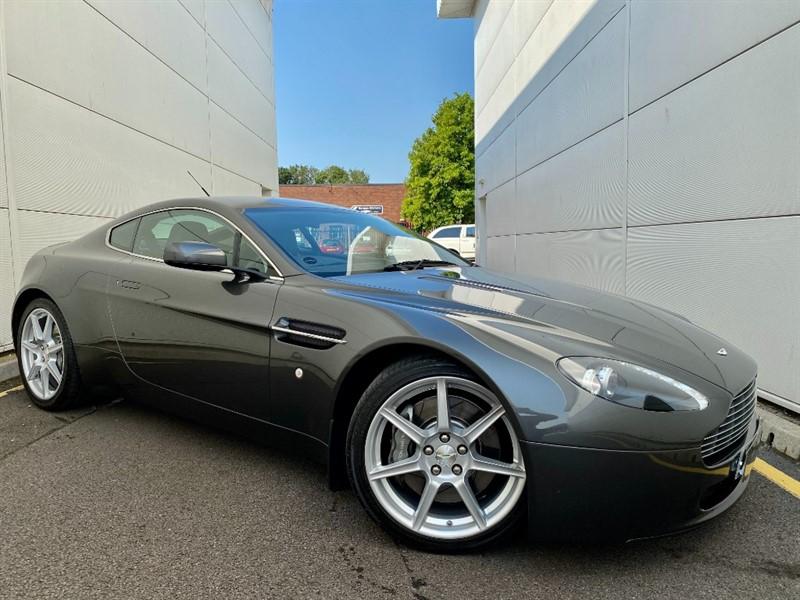 used Aston Martin Vantage V8 in cardiff-glamorgan
