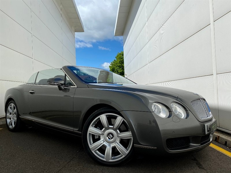 used Bentley Continental GTC in cardiff-glamorgan