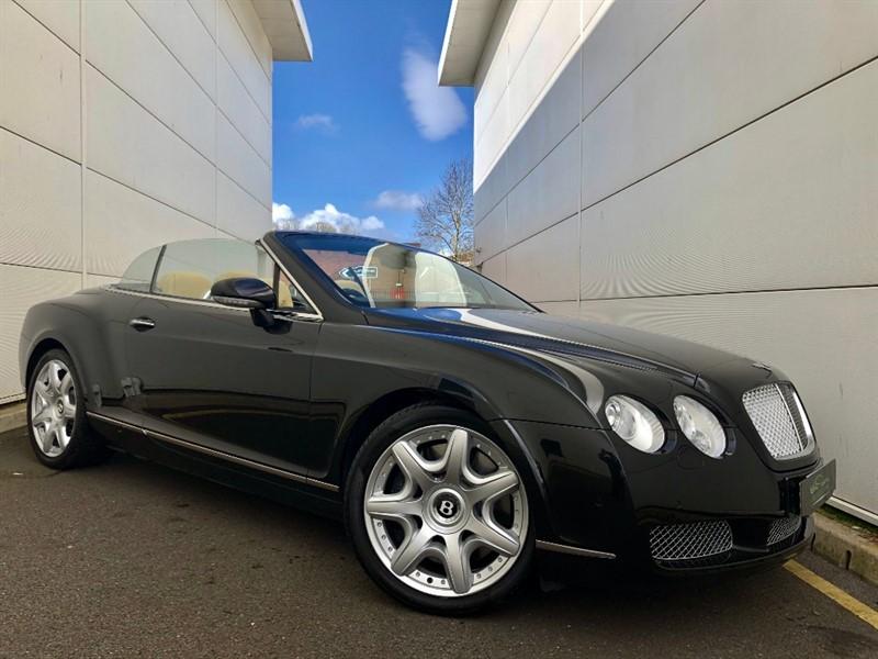 used Bentley Continental GTC in cardiff-glamorgan