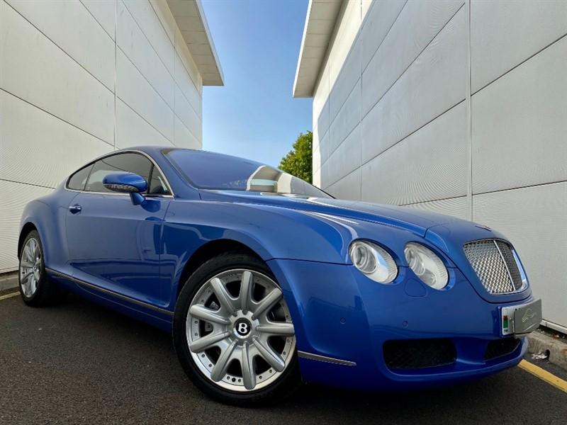 used Bentley Continental GT in cardiff-glamorgan