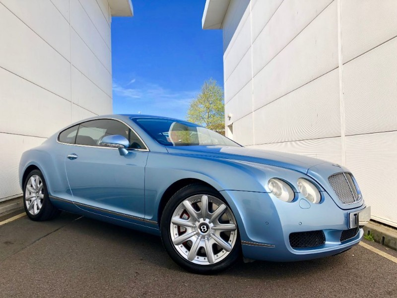 used Bentley Continental GT MULLINER NO CUSTOM ORDER,LOW OWNERS,BEST COLOUR COMB,HISTORY in cardiff-glamorgan