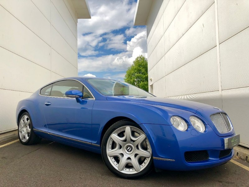 used Bentley Continental GT MULLINER,AMAZING COLOUR COMB,FSH,LOW OWNERS in cardiff-glamorgan