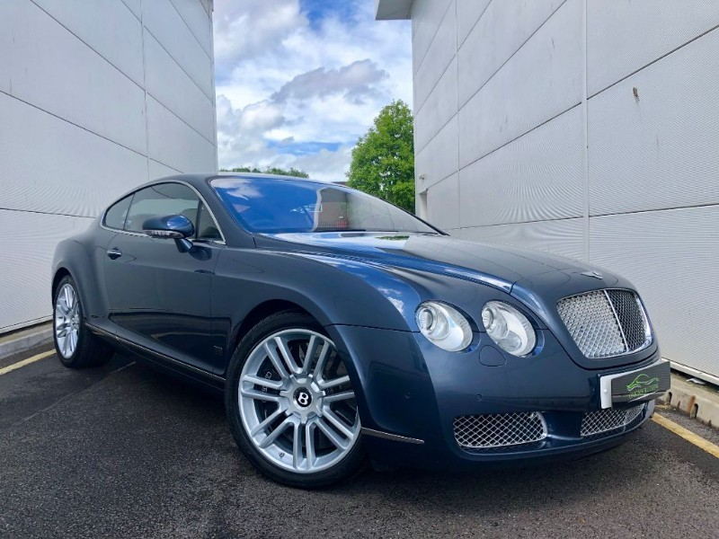 used Bentley Continental GT LTD EDT DIAMOND SERIES, LOW MILES, HI SPEC, FSH in cardiff-glamorgan
