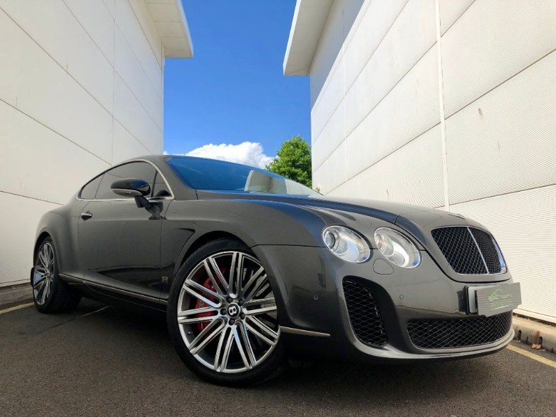 used Bentley Continental GT 1of1 LTD EDT DIAMOND SERIES, HI SPEC,£16K OF EXTRAS FSH in cardiff-glamorgan