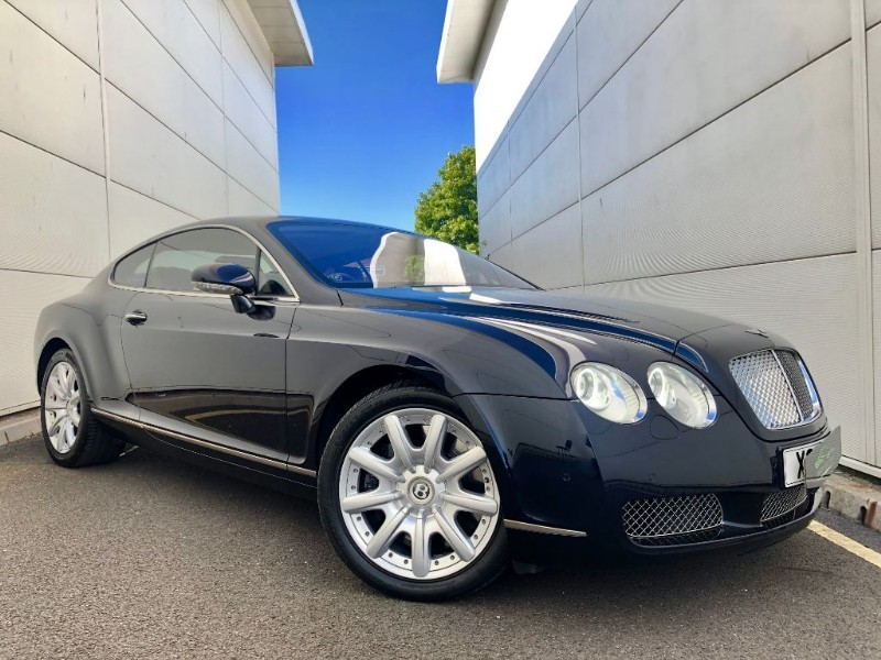 used Bentley Continental GT 1of1 BESPOKE MULLINER EDITION,LOW MILES, in cardiff-glamorgan