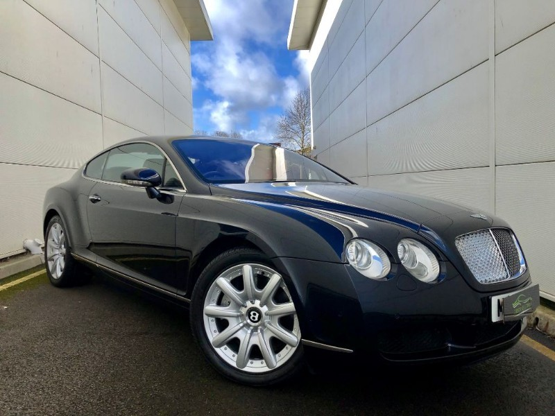 used Bentley Continental GT  in cardiff-glamorgan