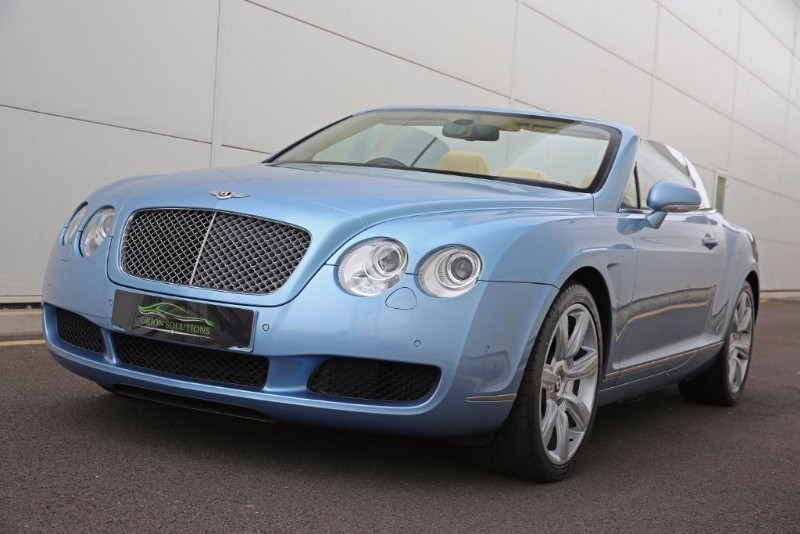 Bentley Continental GTC in Cardiff South Glamorgan - CompuCars