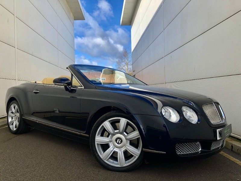 Bentley Continental GTC for sale