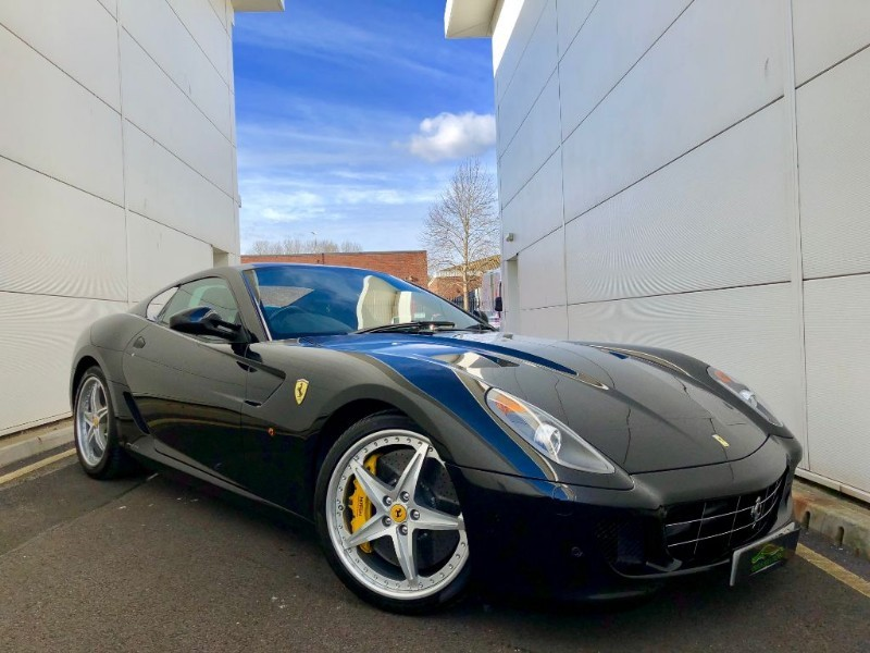 used Ferrari 599 GTB HGTE (HIGH SPEC) in cardiff-glamorgan