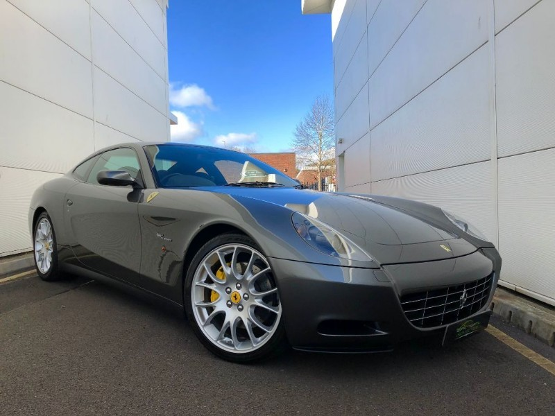 used Ferrari 612 SCAGLIETTI (HGTS FACTORY)(HIGH SPEC)  in cardiff-glamorgan