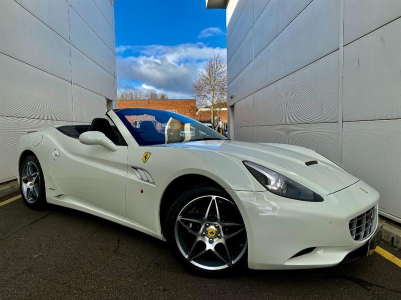 used Ferrari California 2 PLUS 2 in cardiff-glamorgan