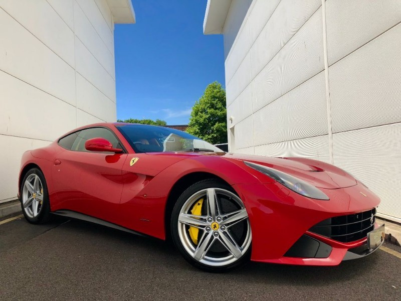 used Ferrari  F12 BERLINETTA AB (HI SPEC, ONE PRIVATE OWNER, LOW MILES.)  in cardiff-glamorgan