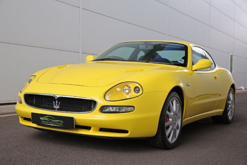 used giallo fly maserati 3200 for sale south glamorgan. Black Bedroom Furniture Sets. Home Design Ideas