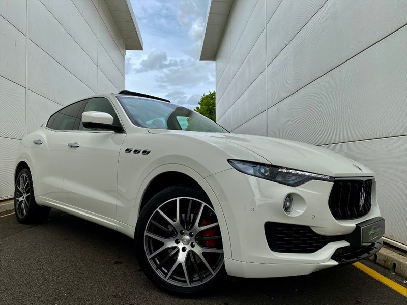 used Maserati Levante D V6 in cardiff-glamorgan