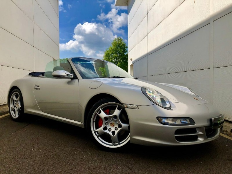 used Porsche 911 CARRERA 4S (GREAT SPEC, FULL HISTORY, TIPTRONIC) in cardiff-glamorgan
