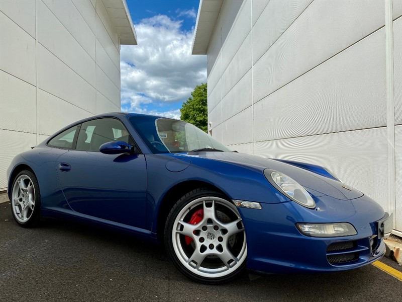 used Porsche 911 CARRERA 2S in cardiff-glamorgan