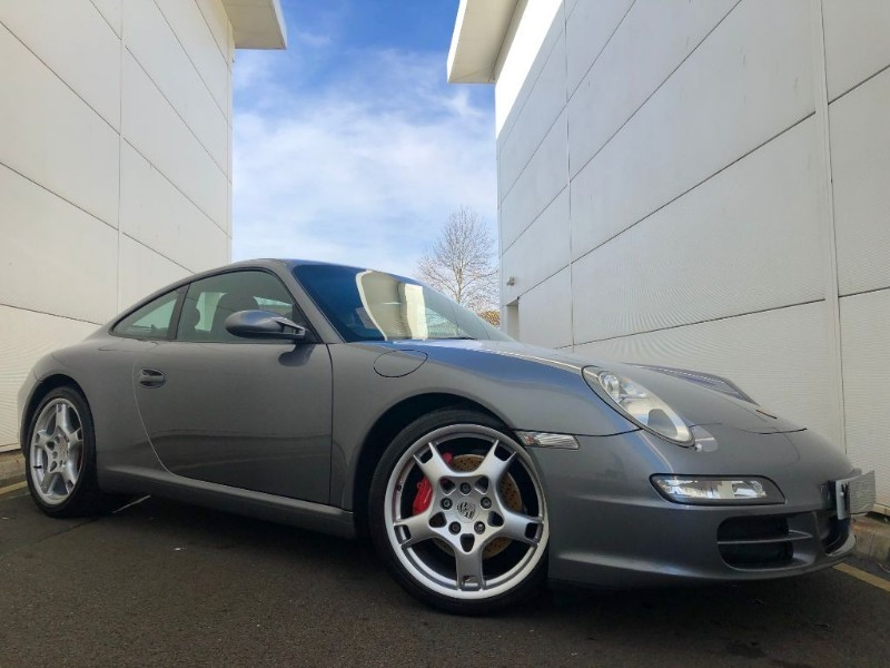 used Porsche 911 CARRERA 2 S (BIG SPEC, BEST COLOUR, LOW MILES, FULL HISTORY) in cardiff-glamorgan