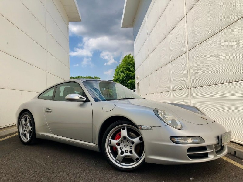 used Porsche 911 CARRERA 2 S (BIG SPEC,MANUAL,SPORTS CHRONO PLUS PACK,FULL HISTORY) in cardiff-glamorgan