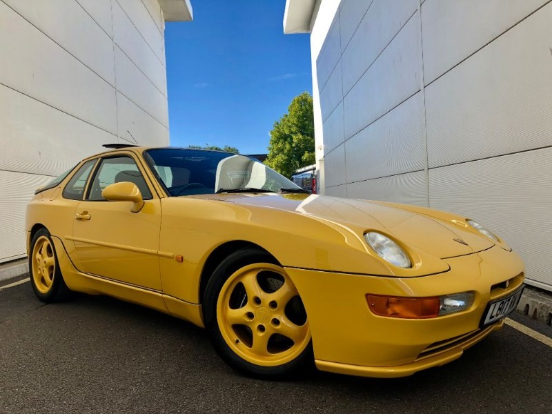 used Porsche 968 CLUB SPORT (CONCOURS, PORSCHE CARDIFF RESTORATION ENTRY)(READ BELOW) in cardiff-glamorgan