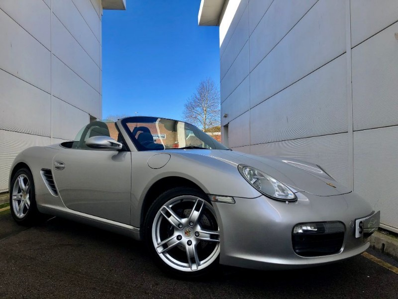 used Porsche Boxster 24V (LOW MILES,GREAT SPEC,FULL HISTORY )  in cardiff-glamorgan