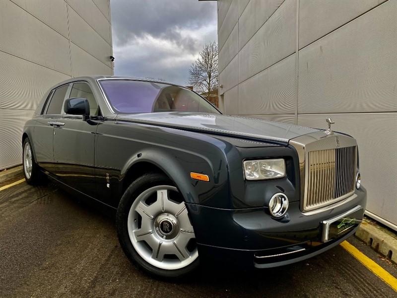 used Rolls-Royce Phantom V12 in cardiff-glamorgan