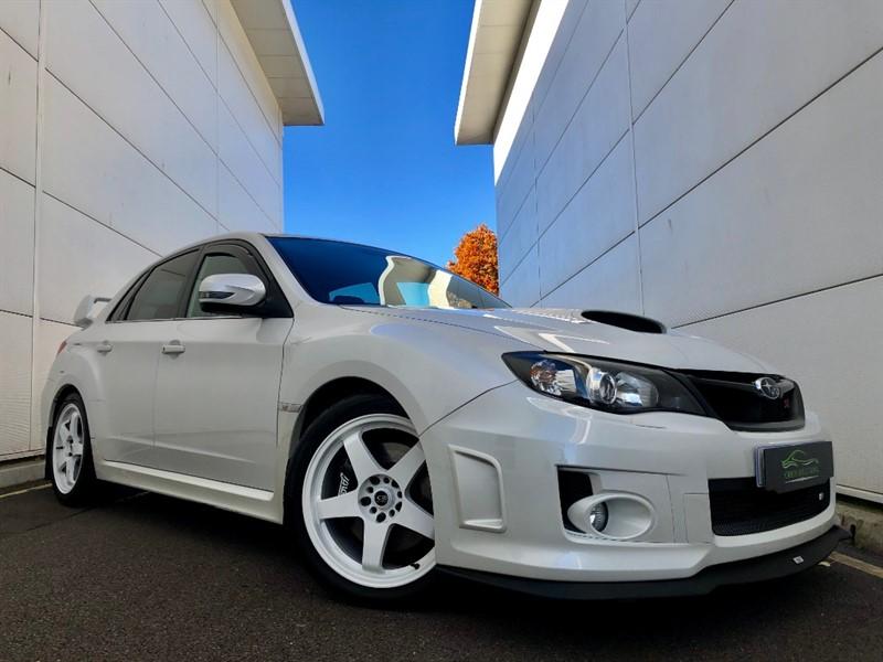 used Subaru WRX STI TYPE UK in cardiff-glamorgan